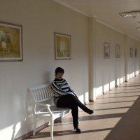 Отдохну пока всю галерею не пройду. :: Alexandr Yemelyanov