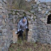 старинные развалины :: Alexandr Yemelyanov