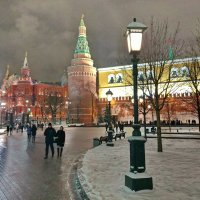 вечером :: Алексей Меринов
