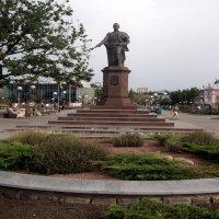 Памятник  графу Воронцову :: Svetlana Lyaxovich