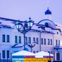 Москва. Южное Бутово. Туман. :: Игорь Герман