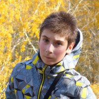 Портрет внука... :: Светлана Игнатьева