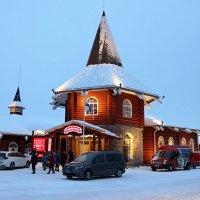 В деревне Санта Клауса :: Ольга