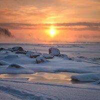 морозный рассвет :: cfysx