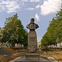 Памятник В.В.Верещагину. Череповец. Вологодская область :: MILAV V