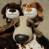 """К встрече Нового Года"""" Собаки"""" - готовы ! С НАСТУПАЮЩИМ ! :: марина ковшова"""