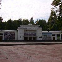 Бювет   минеральных   вод   в    Трускавце :: Андрей  Васильевич Коляскин