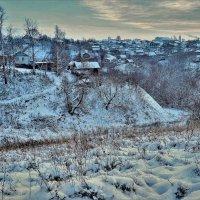 А у нас на горе скоро Новый год... :: alecs tyalin