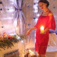 Новогоднее настроение :: Виктория