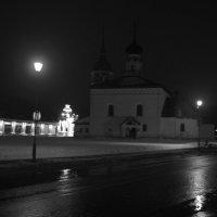 Суздаль ночью 4 декабря 2017 года :: Николай Смольников
