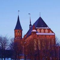 Кафедральный собор в Калининграде. :: Антонина Гугаева