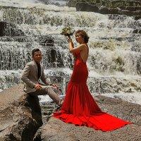 Жених и невеста... :: Сергей Дабаев