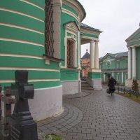 В Оптиной :: Александра