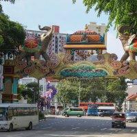 Маленькая Индия в Сингапуре :: Владимир Леликов