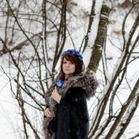 Winter is here :: Юля Грек