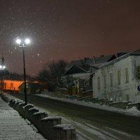 А снег идёт... :: Николай Варламов