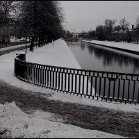 Городской пейзаж :: galina bronnikova