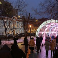 тоннель желаний :: Олег Лукьянов