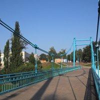 Пешеходный мостик. Тамбов :: MILAV V