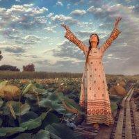 Зарождение нового дня :: Андрей Володин