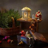 Праздничные хлопоты :: Иноэль Светлана