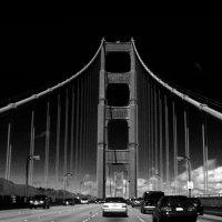 "мост ""Золотые ворота"" в Сан-Франциско :: Елена"