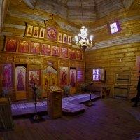 Суздаль. Воскресенская церковь 1776 года :: Николай Смольников