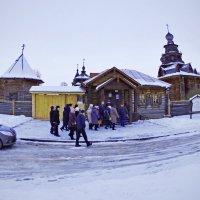 Музей деревянного зодчества и крестьянского быта XVIII—XIX вв. :: Николай Смольников
