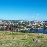 Городской пейзаж 1 - Нижний Тагил :: Vladimir Dunye