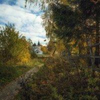 Осень в Бехово. :: Анатолий 71