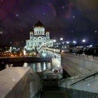 Предновогодняя Москва :: Galina Belugina