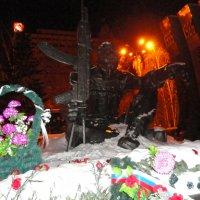 """Чёрный тюльпан"" :: Алексей Коробов"