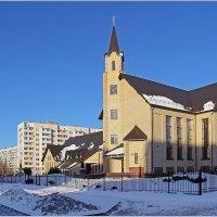Костел Иисуса Милосердного. :: Роланд Дубровский