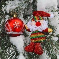 Новогодние игрушки :: Галина Новинская