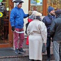 """Скоро  Новый год! (Ну.  что"""" бледнолицые""""  заходите  в наш  ресторан ? ) :: Виталий Селиванов"""