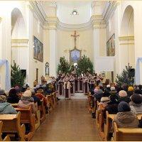 В костеле Св. Варвары :: Роланд Дубровский