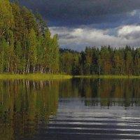 На озере... :: Владимир Ильич Батарин