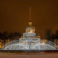 Зимний фонтан :: Наталья Левина