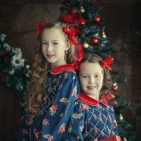 Соня и Лиза :: Ольга Васильева