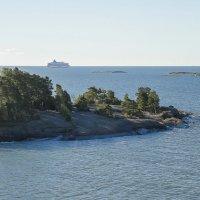 Подъезжая к Хельсинки :: leo yagonen