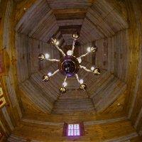 Подняв глаза на купол Воскресенской церкви :: Николай Смольников