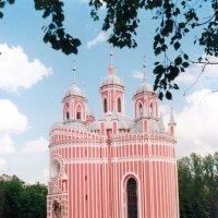 Чесменская церковь в Санкт-Петербурге :: Валерий Подорожный