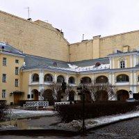 Музей-квартира А.С. Пушкина. :: Марина Харченкова