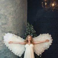 Ангел-Хранитель для малыша уже расправил крылья :: Albina