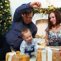 Новогоднее счастье :: Марина Щуцких
