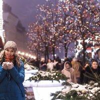 Дарим тепло всем людям :: Юлия Астратенко