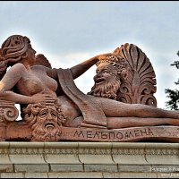 с. КАБАРДИНКА. Октябрь :: Валерий Викторович РОГАНОВ-АРЫССКИЙ