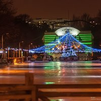 Каток в парке Дружба :: Albina