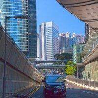 Улицы Гонконга :: Анатолий Иргл