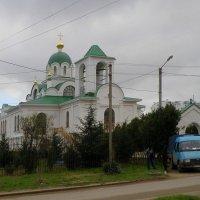 Храм во имя святителя Филиппа Московского :: Александр Рыжов